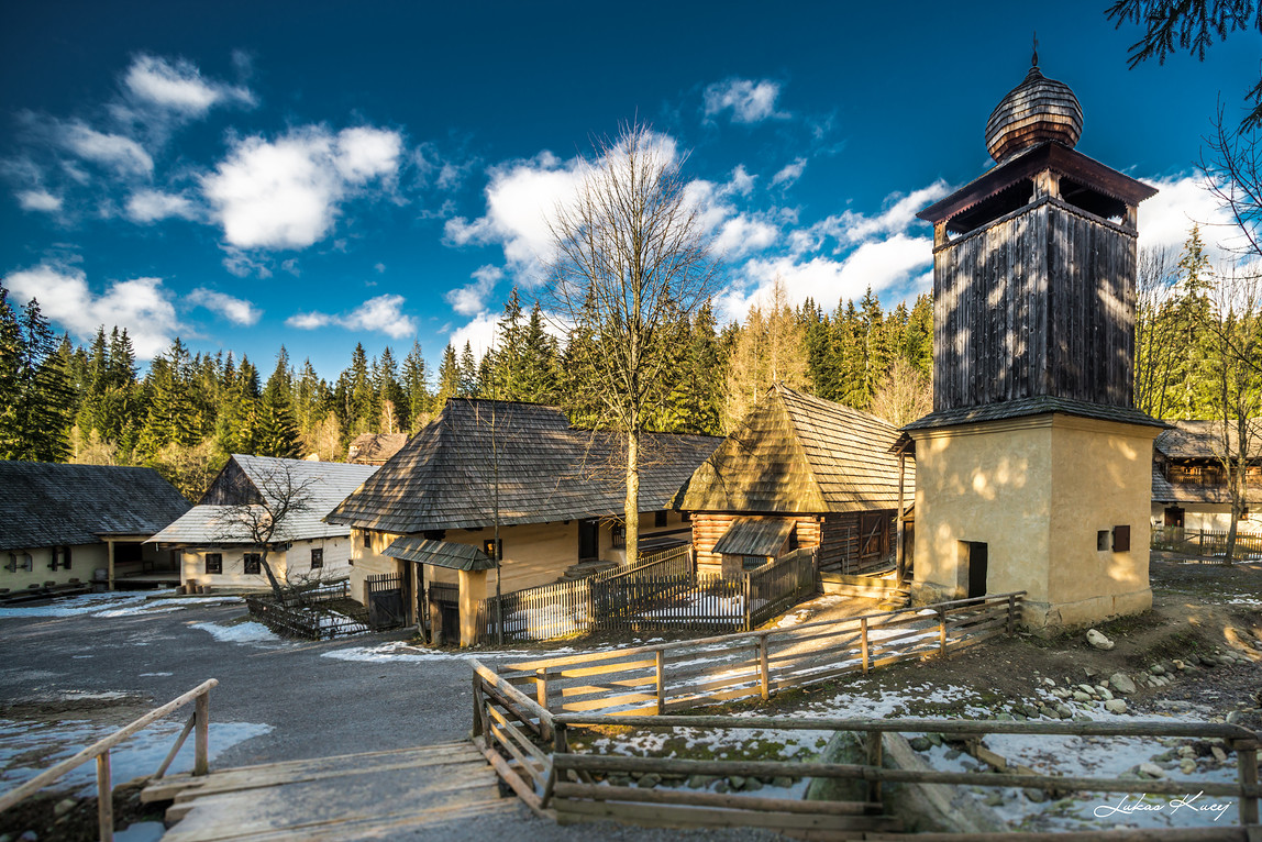 Orava open air museum