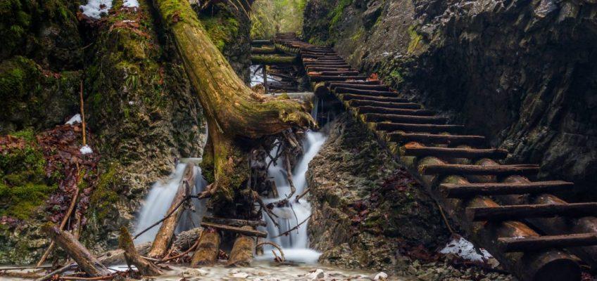 SLOVAK PARADISE – NATURE´S VERTICAL KINGDOM