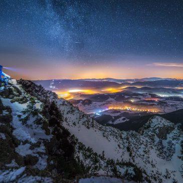 Veľký Choč makes prestigious NatGeo Best Hikes list