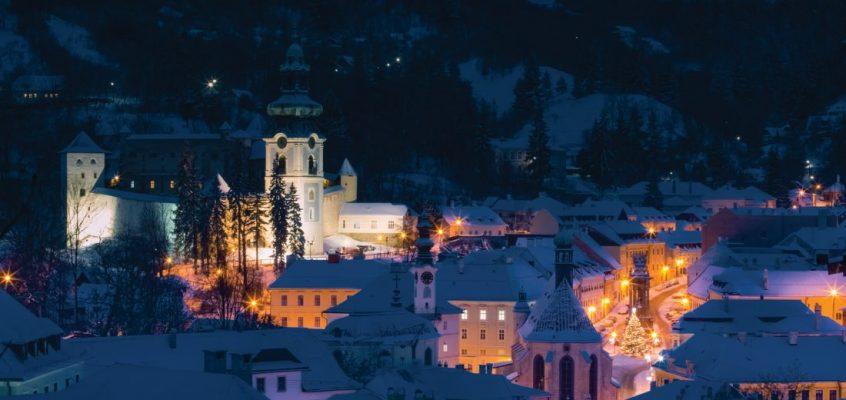 Az UNESCO Szlovákiában – TOP 5 hely Selmecen
