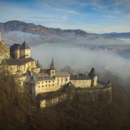 Breathtaking video promoting Orava castle in America