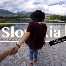 Follow me…to Slovakia