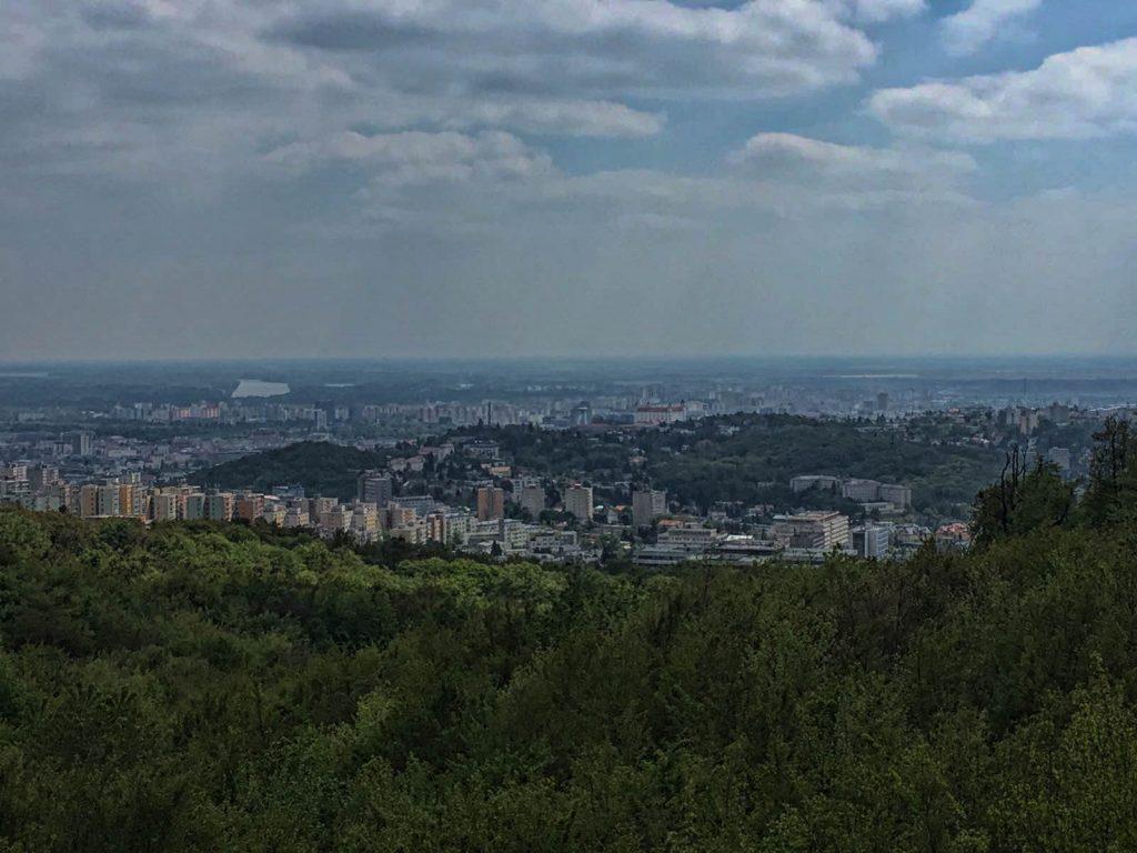 Viewpoint under Kamzík