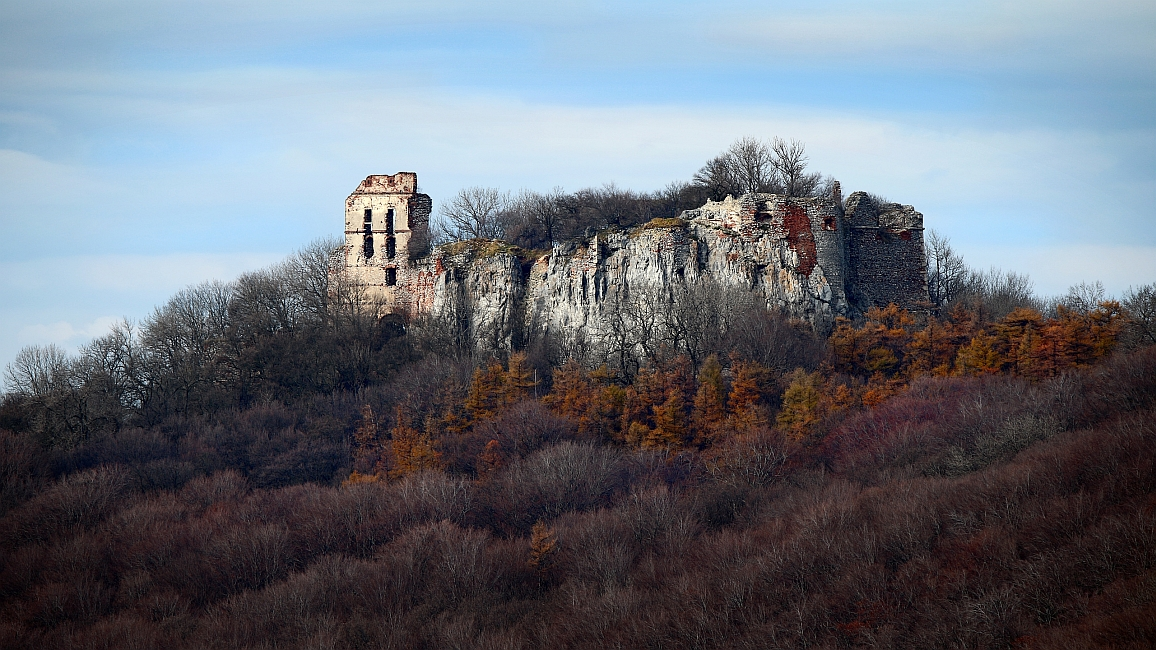 Top 5 colorful autumn spots around Bratislava