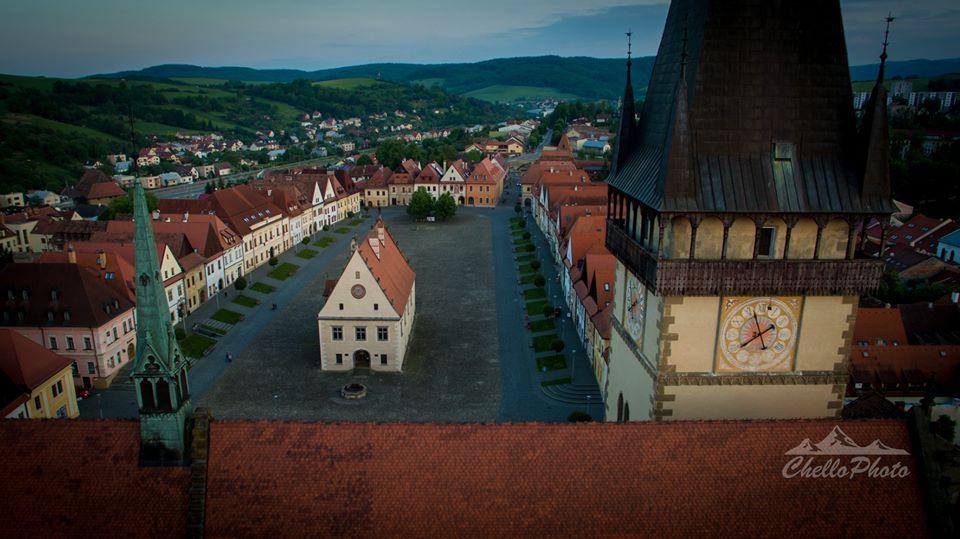 Slovensko a UNESCO – Top 5 miest Bardejova